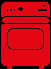 Home kitchen icon